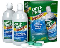 Opti-Free RepleniSH Duo Pack